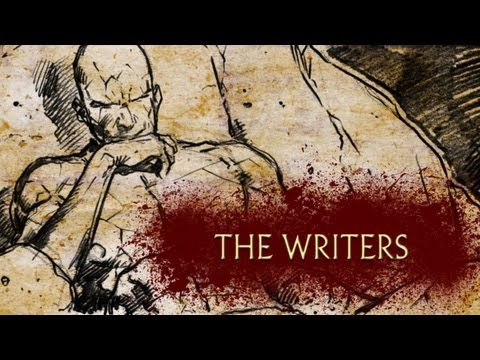 IMMORTALS: GODS AND HEROES The Writers Pt. 2