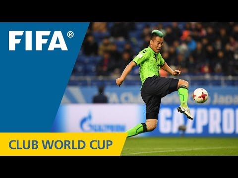MATCH 2: Jeonbuk Hyundai vs Club América - FCWC 2016