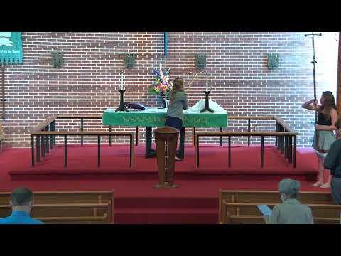 Pisgah Sunday Service - 10/3/2021