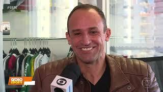 Globo Esporte PE - Em entrevista exclusiva Magrão comenta saída do Sport