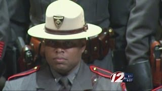 High-ranking trooper suspended with pay