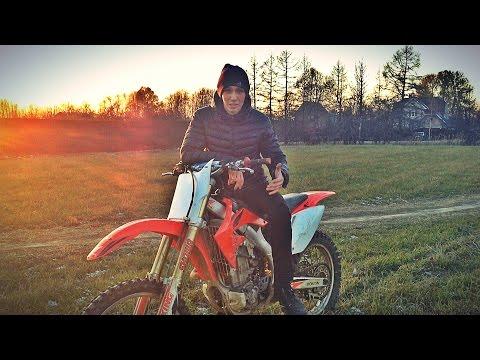 Как ездить на кроссовом мотоцикле
