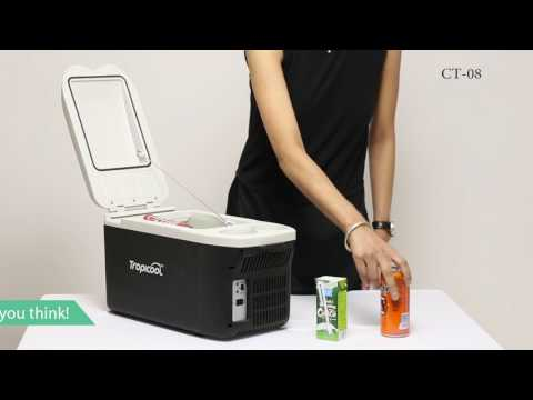 Tropicool Portable Car Cooler CT08