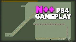 N++ PS4 Gameplay