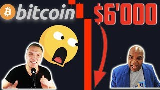ALARMING!!!!!!!!! BITCOIN IS CRASHING TO $6'000 NOW IF WE BREAK THIS LEVEL!! [noone watches this...]