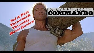 """Commando (1985)"" Throwback Thursday Review"