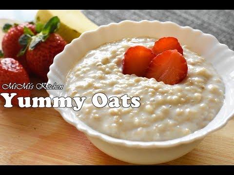 ओट्स कैसे बनाये 🥘 How to make Oats 🍚 healthy breakfast recipe 🥙