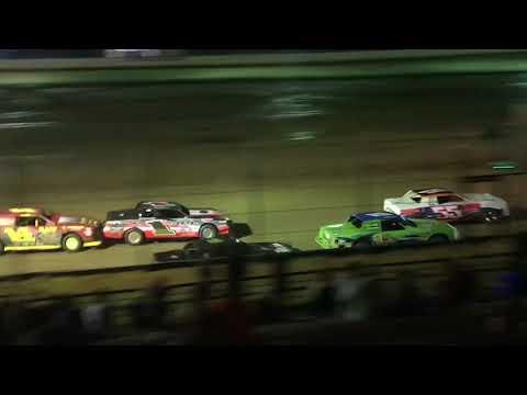 Jackson Motor Speedway 3/17/18 Factory Stock Feature