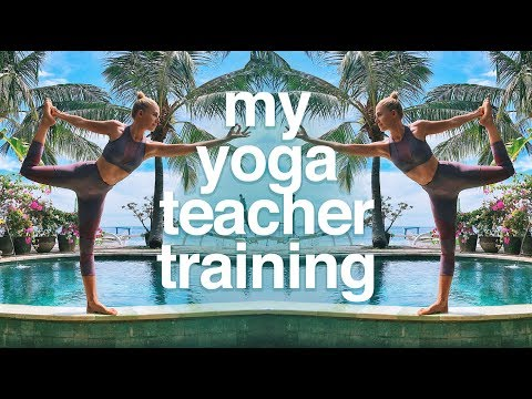 BALI YOGA TEACHER TRAININGA DAY IN THE LIFE OF