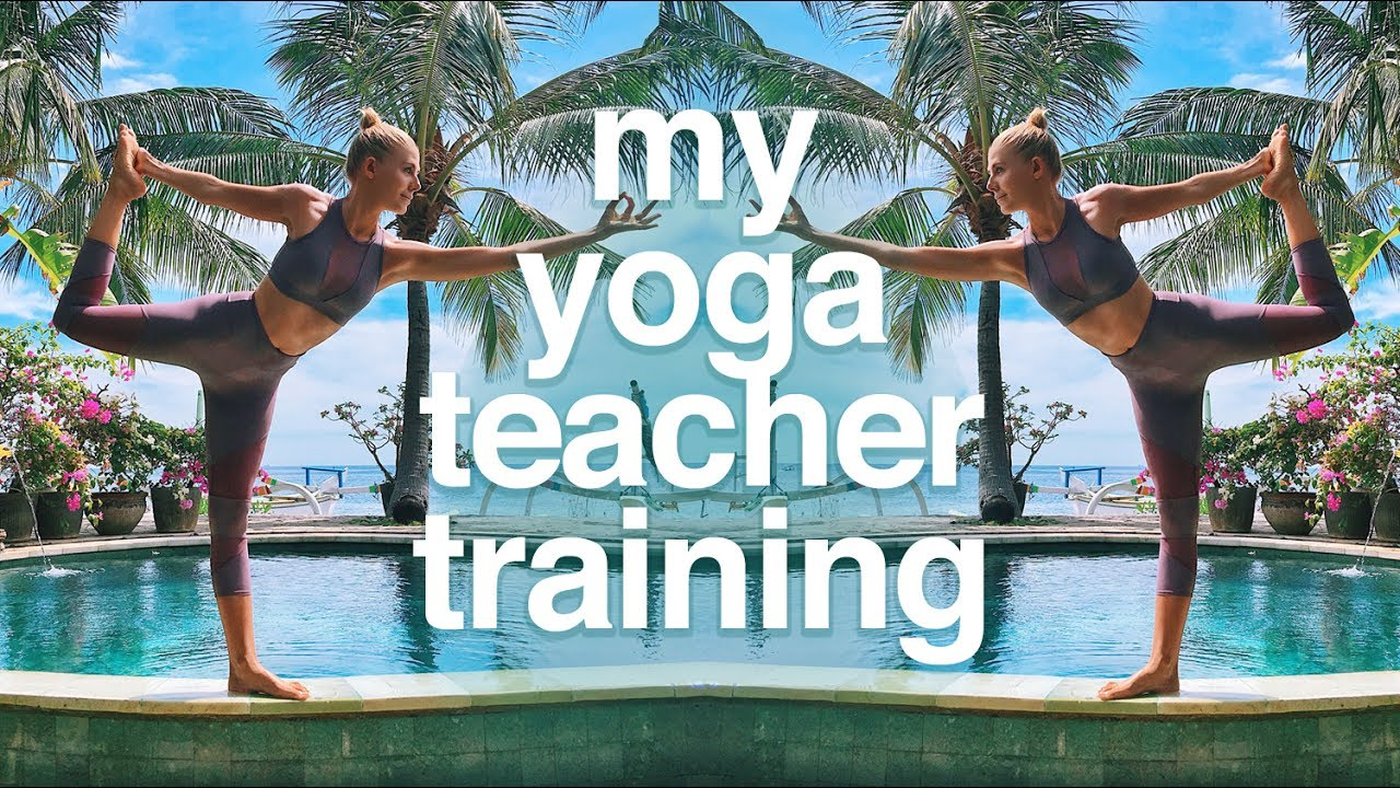 Bali Yoga Teacher Training A Day In The Life Of Youtube