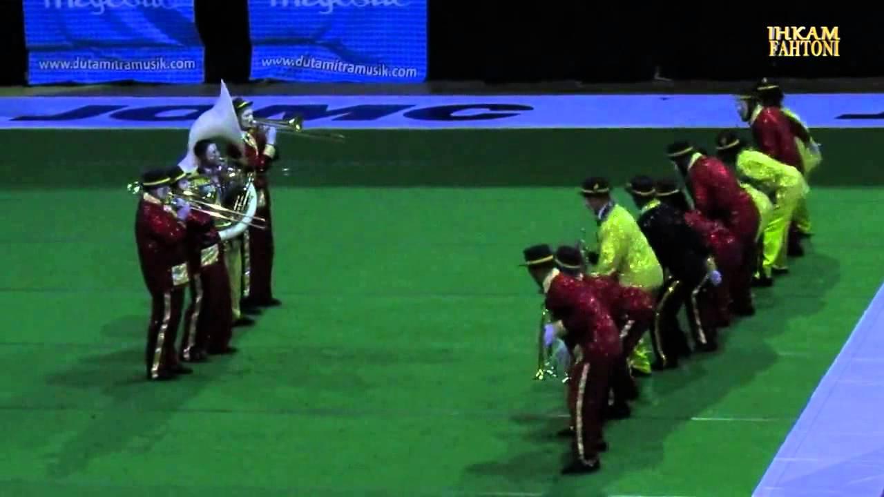 Ashwin Willemse Orients - South Africa VS Semen Indonesia, Gresik@Semifinal Brass Battle JOMC 2015
