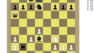 Компьютер делает меня в шахматы.