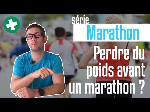 Marathon : Impact Du Poids Et Du Surpoids [série Objectif Marathon ®]