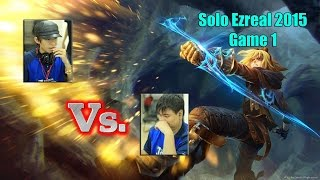 LMHT   Solo Ezreal: Archie vs QTV Game 1 [28.3.2015]