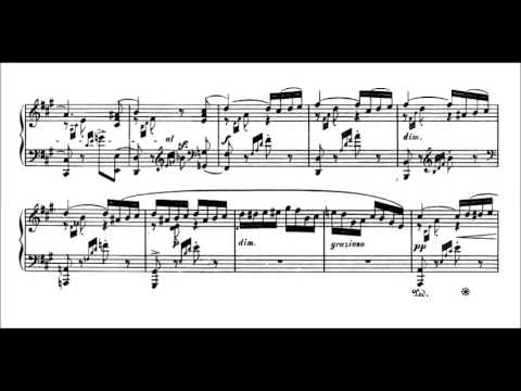 "Felix Mendelssohn - Song without words, Op. 62 No. 6 ""Spring Song"" [Complete] (Piano Solo)"