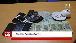 Cảnh sát hình sự Hà Nội phá chuyên án đánh bạc liên tỉnh   Tin nóng   Tin tức 141