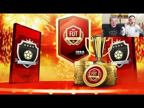 OMG OUR ELITE FUT CHAMPIONS REWARDS!! 😱- 3 RED PLAYERS PICK PACKS! FIFA 19 PACK OPENING