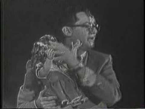 Steve Allen On The Tonight Show (Rare Clip)