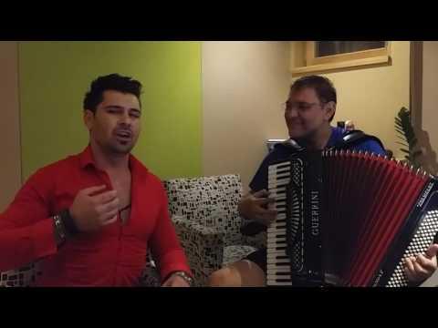 Denis Kadrić i Bane Vasić u studiju