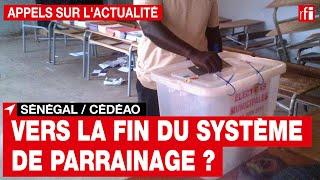 Sénégal : vers la fin du système de parrainage ?