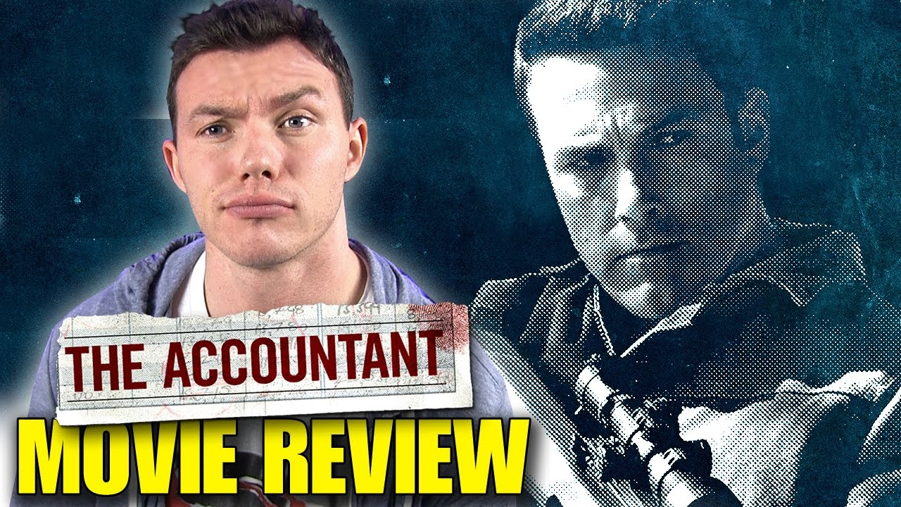 THE ACCOUNTANT - Movie Review - YouTube