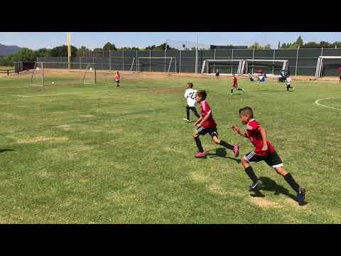 FCLA 2008 Black vs Central California Aztecs B08