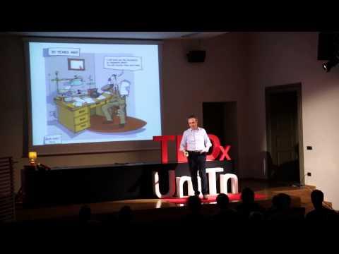 Tradition and Innovation Diplomat 2.0: Stefano Baldi at TEDxUniTn