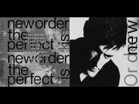 New Order  Elegia Full Version HQ