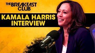 Kamala Harris Takes Aim At Joe Biden, Gender Pay Gap, Climate Control, Russia + More