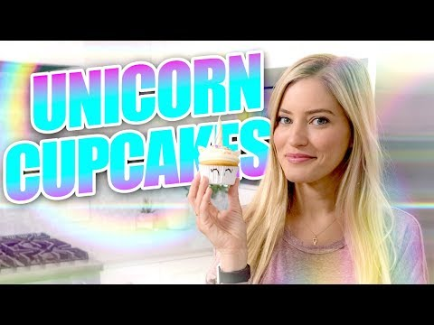 Unicorn Cupcakes!!!