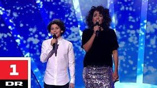 Al-Fadl og Caroline Henderson - Vil du være min i nat | Vidunderbørn | Finale | DR1