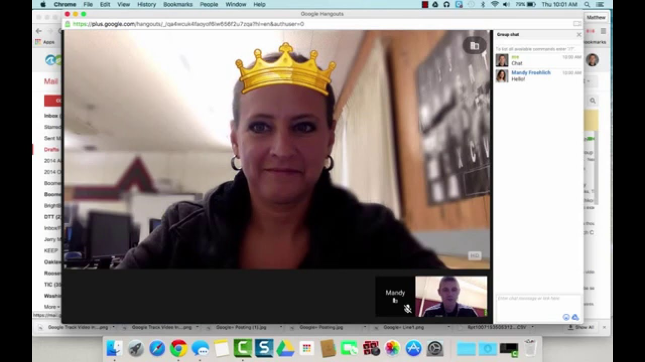 Google Hangout - Video Call - Youtube-9473