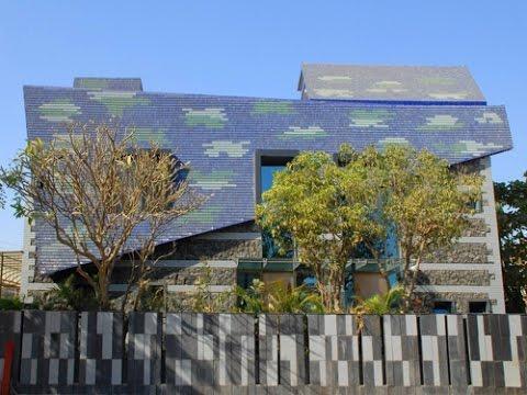 Blue House by Architect Naman Shah