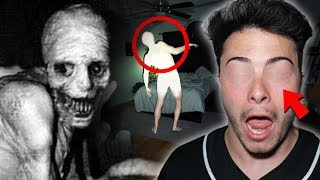(SCARY) THE SANDMAN RITUAL AT 3 AM CHALLENGE!! *IT TOOK MY EYES*