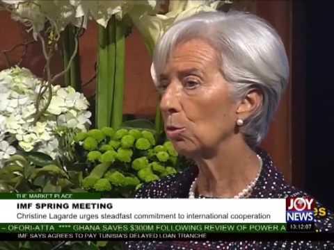 Economic Management Team - The Market Place on Joy News (18-4-17)