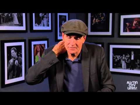 Austin City Limits Interview with James Taylor