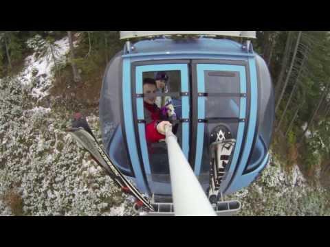 Holidays in Bansko Ski Resort with GoPro Hero Black - Bulgaria