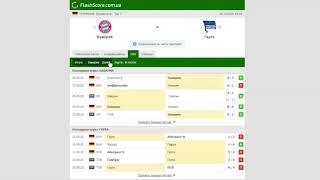 Бавария Герта Прогноз и обзор матч на футбол 04 октября 2020 Бундеслига Тур 3