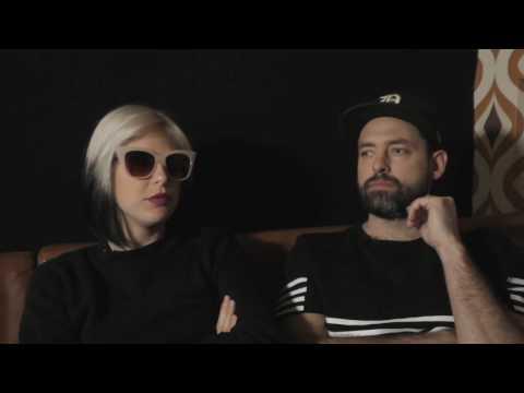 Phantogram Interview - Sarah & Josh (part 1)