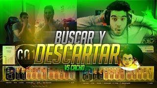 EL BUSCAR Y DESCARTAR MAS ÉPICO - TOBBAL VS CACHO