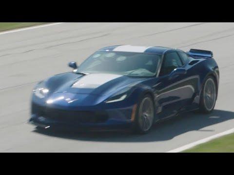 2018 Corvette Grand Sport - (Track) One Take