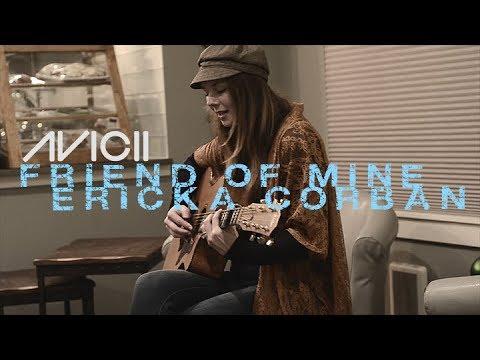 Avicii - friend of mine (cover)