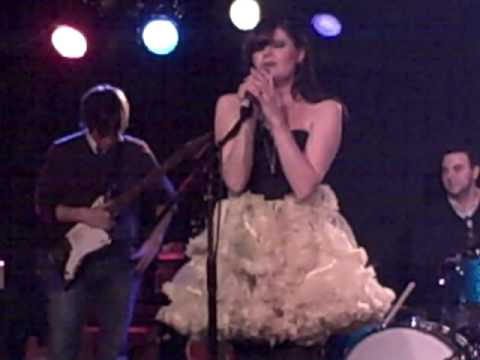 Stop Wondering by April Smith and the Great Picture Show at the Mercury Lounge