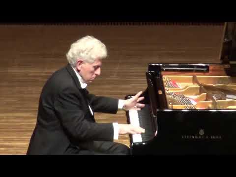 Henri Barda piano Recital in Kobe 2015 / Johannes Brahms / 3 Intermezzo Op117