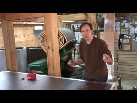 Hot and Cold: D.I.Y. Solar Hot Water Collectors (Part 1)
