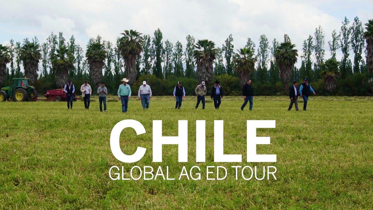 Chile Tfb Global Ag Education Tour Youtube