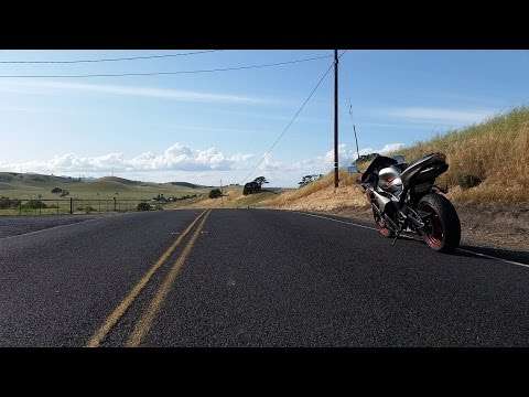 [HD]Hwy 1 Chase- Point Reyes to Tomales '06 ZX-6R(636) Pt.2