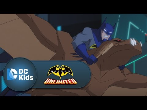 Batman, Red Robin Take On Man-Bat | Batman Unlimited | Episode 4
