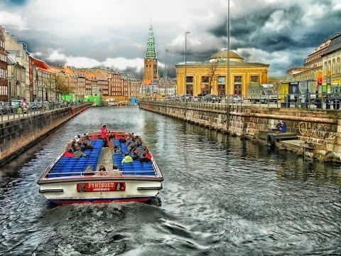 Next Stop: Copenhagen - Canal Tour