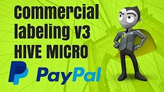 Commercial labeling v3 como pasar el tutorial 2018 - HIVE MICRO